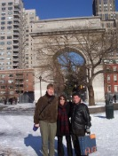 New York City with Time and Karen