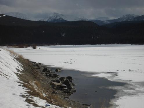Georgetown Lake Ride
