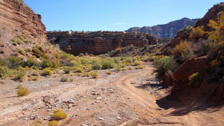 Box canyons
