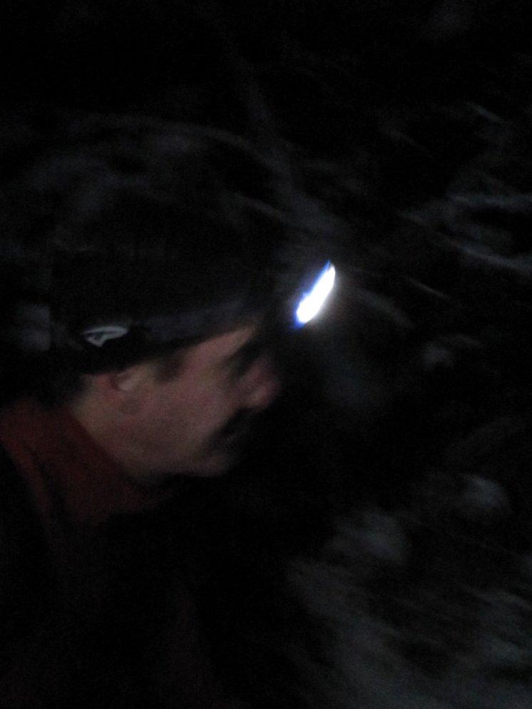 Night hiker