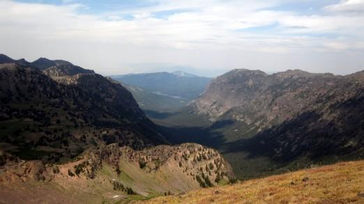 Hyalite Valley