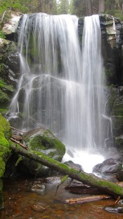 Shower Falls