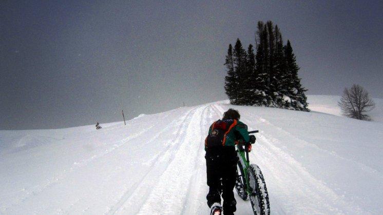 2012 TWC - Jay Pushing The Climb