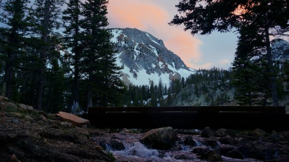 Bridge Over Fairy Creek