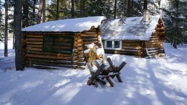 Twin Lakes Cabin