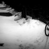 Transitioning from biking to hiking