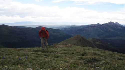 Hiking Antone