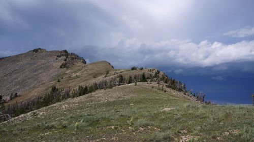 Ridge to Sawtooth