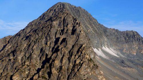 Unknown 10,000 foot peak