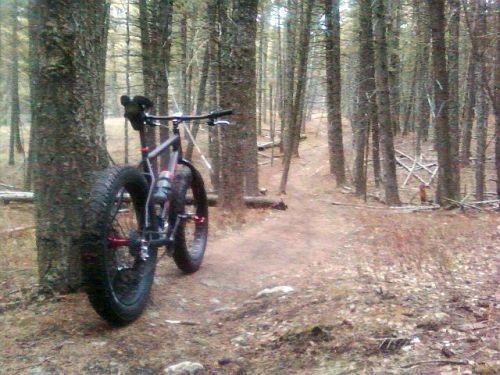 Riding the dirt around Bozeman Montana