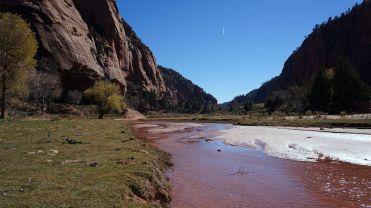 La Verkin Creek