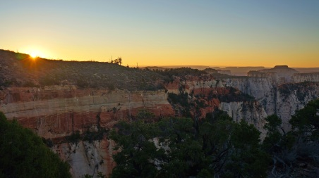 Sunset Over The Narrows