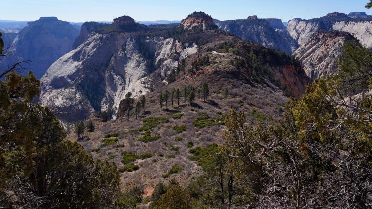 Ridge to Castle Dome