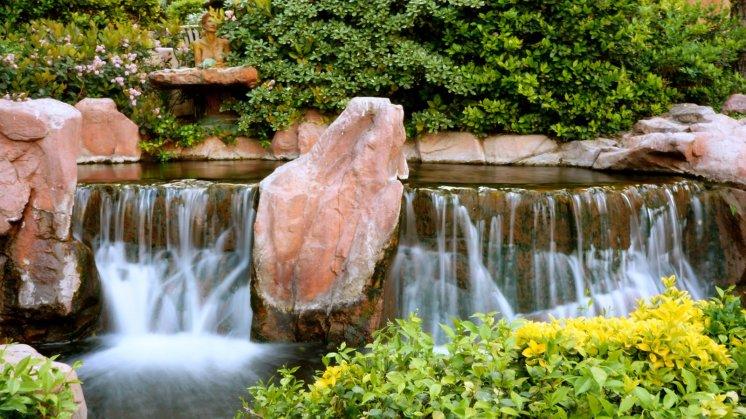 Flamingo Falls II