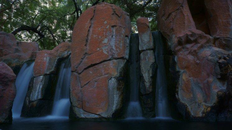 Flamingo Falls III