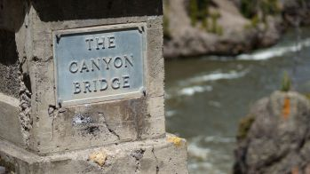 And over the Canyon Bridge