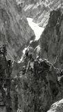 Grand Canyon of the Yellowstone dramatica