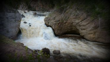 Firehole Canyon