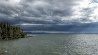 Angry Lake