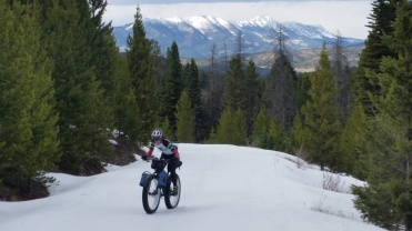 spring fat biking
