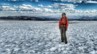 Mo on the Beartooth Plateau