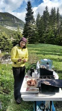 Mo Cooks Bacon!