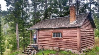 Mystic Lake Cabin