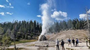 Yellowstone National Park Bike Adventure