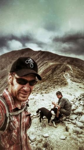 Sacagawea Hike With Paul
