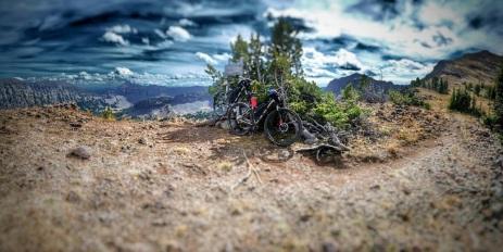 2015 Hyalite Bikepack