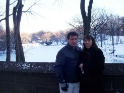 Tim and Karen