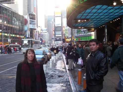 Karen and Tim