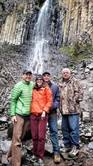 Myself, Mo, Bill, and Bill