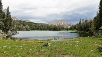 Blue Paradise Lake