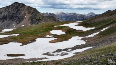 10,000 foot plateau