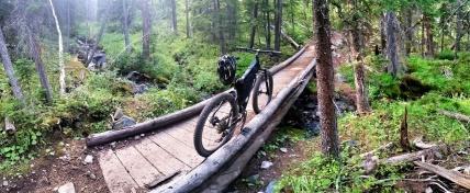 Crossing McGovern Creek