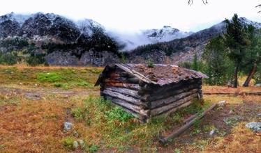 Cabin at Noble Lake