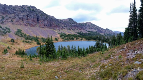 Heather Lake