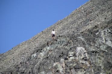 Paul down hikes
