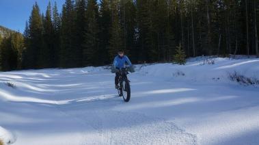 On the ice