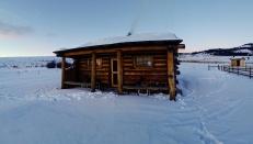 Horse Prairie Guard Station