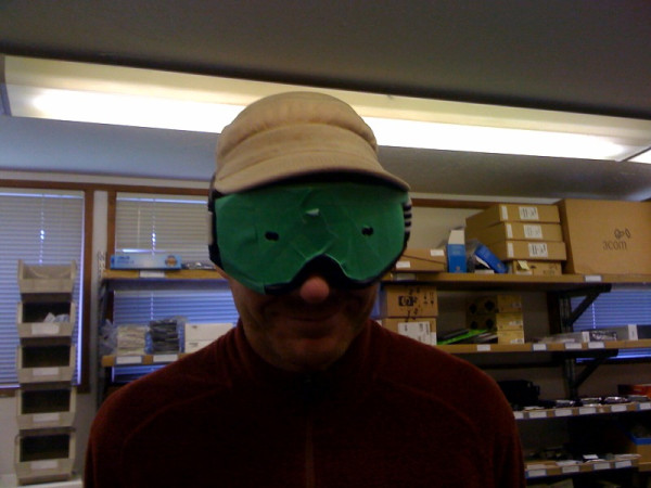 The Green Goggle
