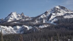 Sublette Peak maybe