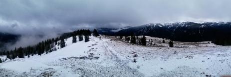 Our ridge