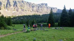 The group at Emerald Lake