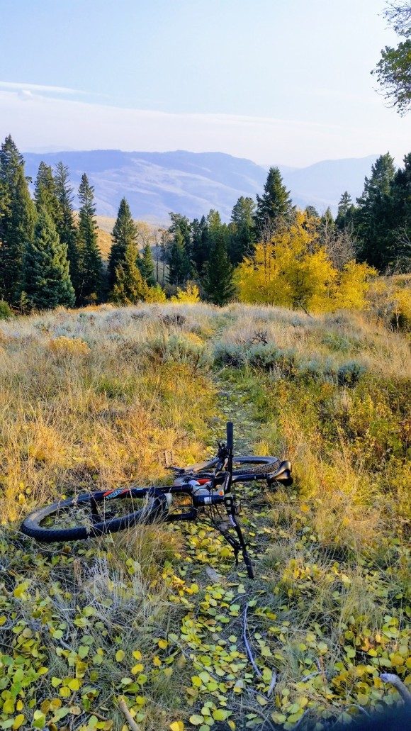 Gardiner Montana Trails