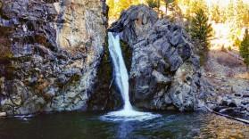Crow Creek Falls