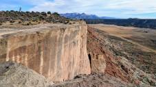 Big rock wall