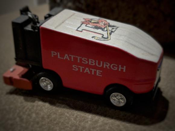 Zamboni Driver - Plattsburgh State University