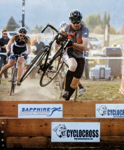 Photo of me at Rolling Thunder Cyclocross